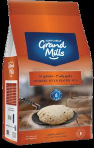 Grand Mills Chakki Atta 2kg