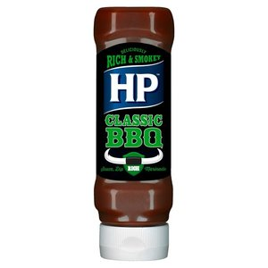 Hp Original Woodsmoke Bbq Sauce 465g