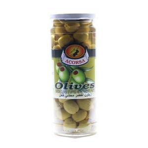 Acorsa Whole Green Olives 285g