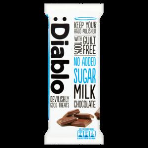 Diablo Milk Chocolate 85g