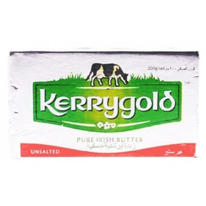 Kerry Gold Butter Unsalted 200gm