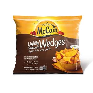 Mccain Crisp Pto Wedges 1.5kg