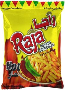 Raja Potato Cruchies Ket 15g