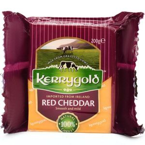 Kerry Gold Cheese Mild Red Cheddar 200gm