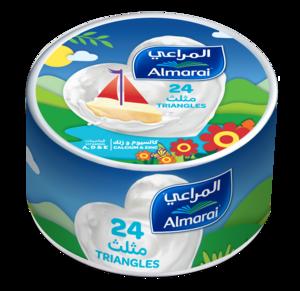 Almarai Triangle Cheese 360g