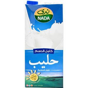 Nada Uht Milk Full Cream 6x200ml