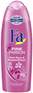 Fa Shower Gel - Pink Passion 250ml