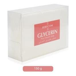 Bebecom Glycerin Soap White 150g