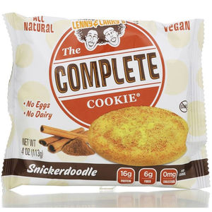 Lenny&Larry Snickerdoodle Cookies 113g