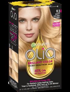Garnier Color Naturals 9.3 Light Golden Brown Haircolor 150ml