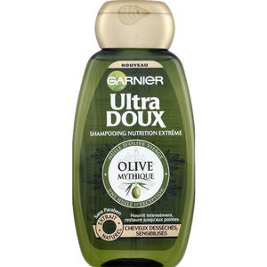 Garnier Ultra Doux Mythic Olive Shampoo 700ml