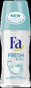 Fa Deo Roll On - Fresh & Dry 50ml