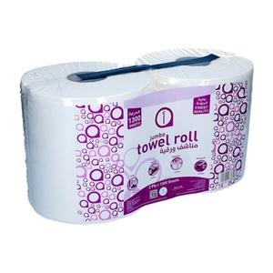 Aswaaq Kitchen Towel 2x100x2p