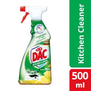 Dac Kitchen Cleaner Lemon & Lime 500ml
