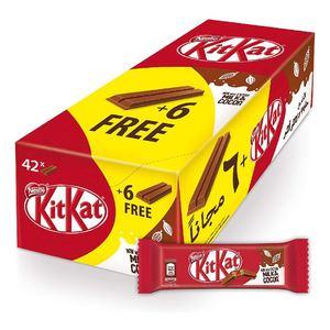 Nestle Kit Kat Milk Chocolate 42x20.5g
