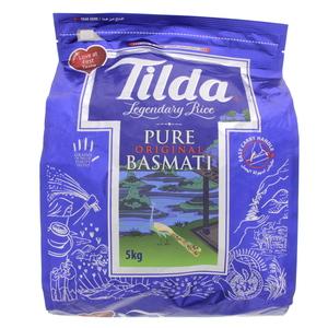 Tilda Basmati Rice Special 5kg