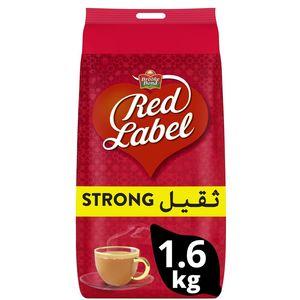 Brooke Bond Red Label Black Loose Tea 1.6kg