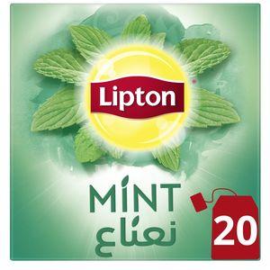 Lipton Herbal Infusion Tea Mint 20s