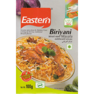 Eastern Chicken Biryani 100g