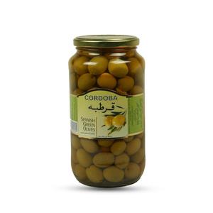Cordoba Plain Green Olives 575g