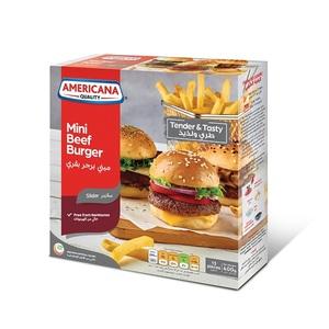 Americana Beef Mini Burger 400g