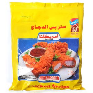 Americana Chicken Strips 750g