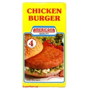 Americana Ch.Burger 4s 226g