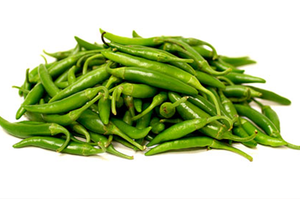 Chili Green Thailand Packet 1pkt