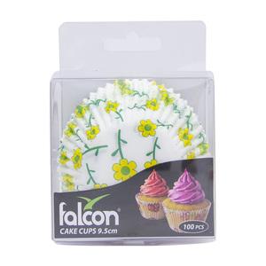 Falcon Cake Cup 9.5 Cm 100pc
