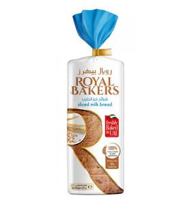Royal Sliced Bread Milk Medium Loaf 1pkt