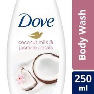 Dove Shower Gel Coconut Milk 250ml