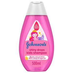 Johnson's Kids Shampoo Shiny Drops 500ml