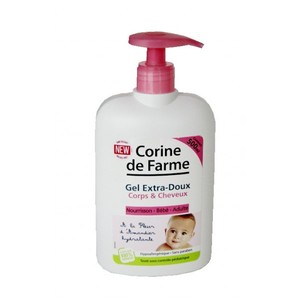 Baby Hair&Body Wash Extra Gentle 500ml