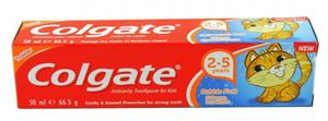 Colgate Toddler Bubble Fruit Anticavity Toothpaste 50ml
