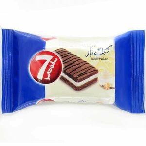 7days Cake Bar Vanilla 25g