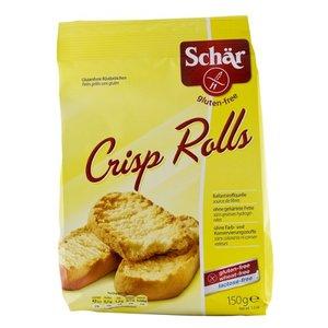Schar Gluten free Crisp Roll  150g