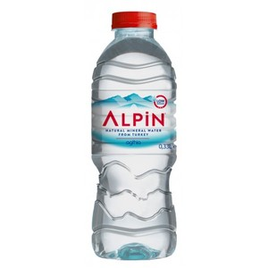 Alpin Mineral Water 330ml