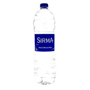 Sirma Natural Mineral Water 1L