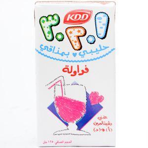 KDD Strawberry Milk 125ml