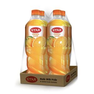 Star Orange Drink  4 x 1.5L