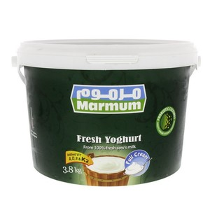Marmum Plain Yoghurt 3.8kg