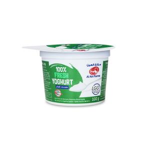 Al Ain Natural Yoghurt 100g