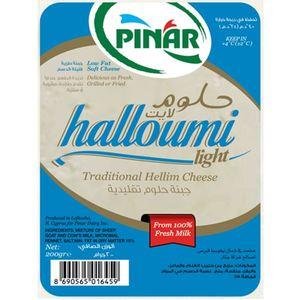 Light Halloumi Cheese 200 Gm 200g