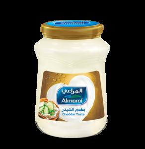 Almarai Jar Cheese Gold 900g