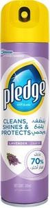 Pledge Lavender Spray Furniture Cleaner 300ml
