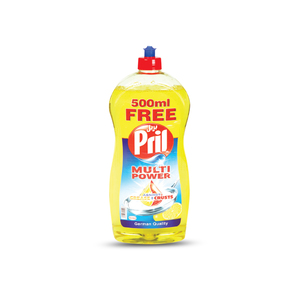 Pril Dishwash Liquid Lemon 1.5L