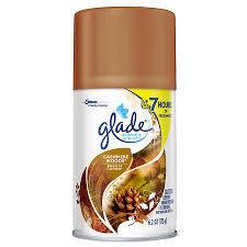 Glade Auto Spray Refill Cashmere Woods 6x175g
