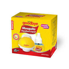 Good Bye Mosquito Repellent Combi Pack 45ml