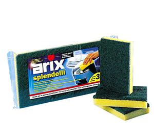 Arix Synthetic Sponge Large 3s