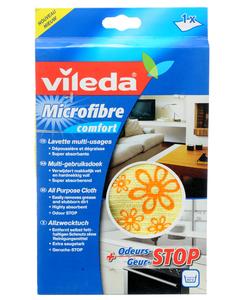 Vileda Microfibre Multi Purpose Cloth 1pc